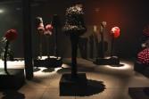 Nathalie Djurberg<br /> with music by Hans Berg<br /> <i>The Experiment</i>, 2009<br /> Installation view, <i>Fare Mondi / Making Worlds</i>, Palazzo delle Esposizioni, 53rd International Art Exhibition, La Biennale di Venezia<br /> Venice, Italy