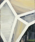 Anton Henning<br /> <i>Interieur No. 331</i>, 2006<br /> Oil on linen<br /> 19 3/4 x 15 4/5 inches<br /> 50.1 x 40.2 cm<br />