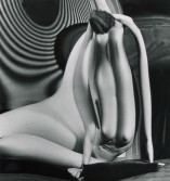 André Kertész<br /> <i>Distortion</i>, 1933<br /> Gelatin silver print, printed c. 19702<br /> 8 x 10 inches<br /> 20.3 x 25.4 cm<br /> <br /> Frame: <br /> 20 x 16 inches<br /> 50.8 x 40.6 cm