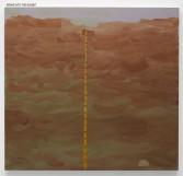 Alisha Kerlin<br /> <i>Riding Into the Sunset</i>, 2011<br /> Oil on canvas<br /> 48 x 51 inches<br /> 121.9 x 129.5 cm