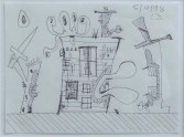 Carroll Dunham<br />