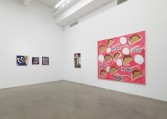 <i>Don't Look Now</i>, 2014<br /> Installation View