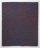 Jeremy DePrez<br /> <i>Untitled</i>, 2014<br /> Acrylic on canvas over panel<br /> 87 x 71.5 inches<br /> 221 x 181.6 cm