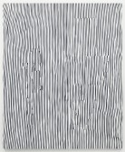 Jeremy DePrez<br /> <i>Untitled</i>, 2013<br /> Acrylic on canvas<br /> 77 x 64 inches<br /> 195.6 x 162.6 cm