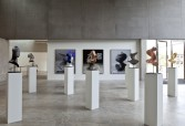 Jon Rafman<br /> <i>The end of the end of the end</i>, 2014<br /> Contemporary Art Museum, St. Louis, MO<br /> Installation view