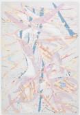 Johannes VanDerBeek<br /> <i>Arranged Torso</i>, 2014<br /> Aqua-Resin, fiberglass, steel, clay, silicone, paint<br /> 65 x 45 inches<br /> 165.1 x 114.3 cm