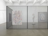 Johannes VanDerBeek<br /> <i>Early Hand</i>, 2014<br /> Installation view<br />