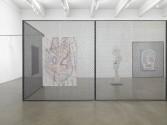 Johannes VanDerBeek<br /> <i>Early Hand</i>, 2014<br /> Installation view<br />