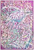 Johannes VanDerBeek<br /> <i>Electric Adolescence</i>, 2014<br /> Aqua-Resin, fiberglass, steel, clay, paint<br /> 65 x 45 inches<br /> 165.1 x 114.3 cm