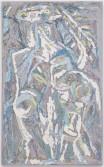 Johannes VanDerBeek<br /> <i>Subconscious Tropic</i>, 2014<br /> Aqua-Resin, fiberglass, steel, clay, silicone, paint<br /> 48 x 30 inches<br /> 121.9 x 76.2 cm