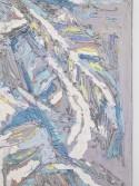 Johannes VanDerBeek<br /> <i>Subconscious Tropic</i> (detail), 2014<br /> Aqua-Resin, fiberglass, steel, clay, silicone, paint<br /> 48 x 30 inches<br /> 121.9 x 76.2 cm