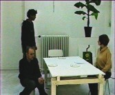 Keren Cytter<br /> <i>Family</i> (still), 2002<br /> Digital video, color/sound<br /> 5:35<br /> Edition of 4