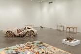 Kristen Morgin<br /> <i>New York Be Nice</i>, 2010<br /> Zach Feuer Gallery, New York, NY<br /> Installation view