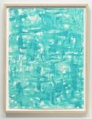 Kianja Strobert<br /> <i>Untitled</i>, 2011<br /> Mixed media on paper<br /> 30 x 22 inches<br /> 76.2 x 55.9 cm