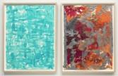 Kianja Strobert<br /> <i>Untitled</i>, 2011<br /> Mixed media on paper<br /> 30 x 22 inches<br /> 76.2 x 55.9 cm<br /> <br /> Kianja Strobert<br /> <i>Untitled</i>, 2011<br /> Mixed media on paper<br /> 30 x 22 inches<br /> 76.2 x 55.9 cm