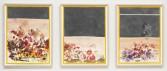 Kianja Strobert<br /> <i>Untitled</i>, 2011<br /> Mixed media on paper<br /> 30 x 22 inches<br /> 76.2 x 55.9 cm<br /> <br /> Kianja Strobert<br /> <i>Untitled</i>, 2011<br /> Mixed media on paper<br /> 30 x 22 inches<br /> 76.2 x 55.9 cm<br /> <br /> Kianja Strobert<br /> <i>Untitled</i>, 2011<br /> Mixed media on paper<br /> 30 x 22 inches<br /> 76.2 x 55.9 cm