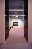 Luis Gispert<br /> <i>El Mundo Es Tuyo (the world is yours)</i>, 2008<br /> Installation view, Zach Feuer Gallery