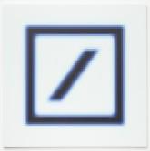 Mark Flood<br /> <i>Deutschebank 98</i>, 2014<br /> Inkjet print on canvas<br /> 72 x 72 inches<br /> 182.9 x 182.9 cm<br /> <br /> Booth 2.4