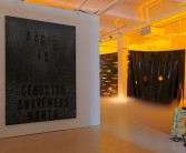 Mark Flood<br /> <i>The INSIDER ART FAIR 2014</i><br /> Installation view