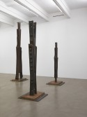 Marianne Vitale<br /> <i>Nine Worthies</i>, 2014<br /> Zach Feuer Gallery, New York<br /> Installation view