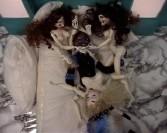 Nathalie Djurberg<br /> <i>Badain</i>, 2005<br /> Clay animation, digital video<br /> 5:24<br /> Edition of 4<br /> Music by Hans Berg<br />