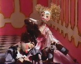 Nathalie Djurberg<br /> <i>Birthday Party</i>, 2005<br /> Clay animation, digital video<br /> 6:35<br /> Edition of 4<br /> Music by Hans Berg<br />