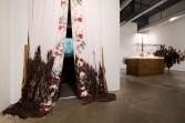 Nathalie Djurberg<br /> 2008-09<br /> Installation view, Zach Feuer Gallery