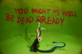 Nathalie Djurberg<br />