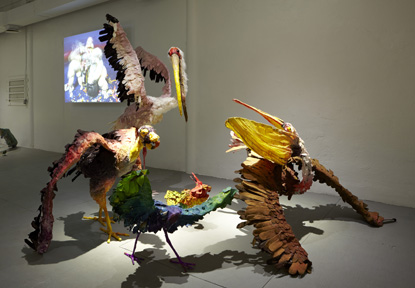 New Museum_Djurberg_2012_benoit_Pailley