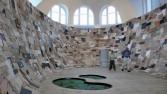Phoebe Washburn<br /> <i>COMPESHITSTEM - the new deal</i>, 2009<br /> Installation view, kestnergesellschaft <br /> Hannover, Germany