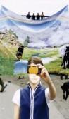Stuart Hawkins<br /> <i>Disposable Camera</i>, 2005/2006<br /> C-Print<br /> 10 x 5 inches<br /> 25.4 x 12.7 cm<br /> Edition of 3<br />
