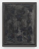 Zach Harris<br /> Smokey Mt. Stereo, 2013-15<br /> Water-based paint, archival ink, canvas, and wood<br /> 63 x 48 inches<br /> 160 x 121.9 cm
